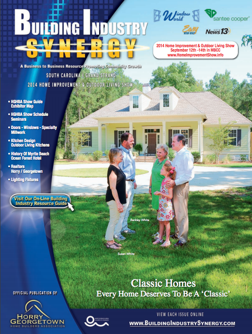 Fall Home Improvement 2014 Mag Cover