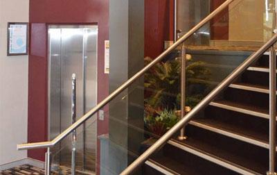 Port City elevator