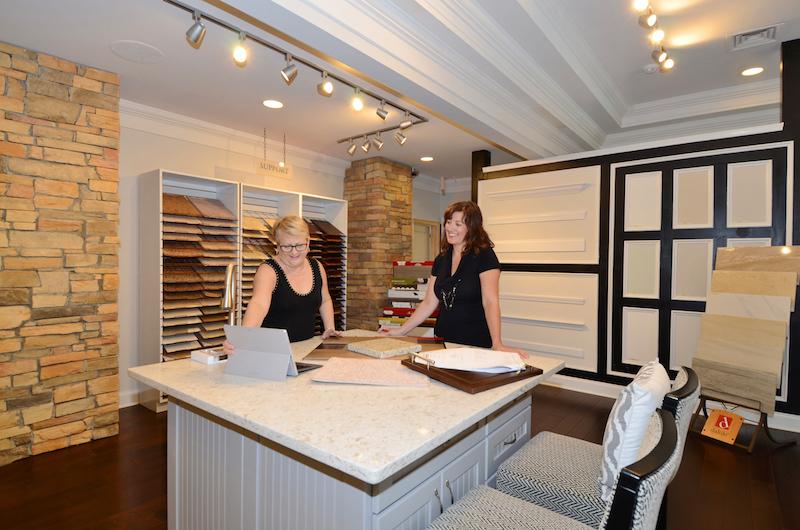 Dr Horton Home Design Center - Homemade Ftempo